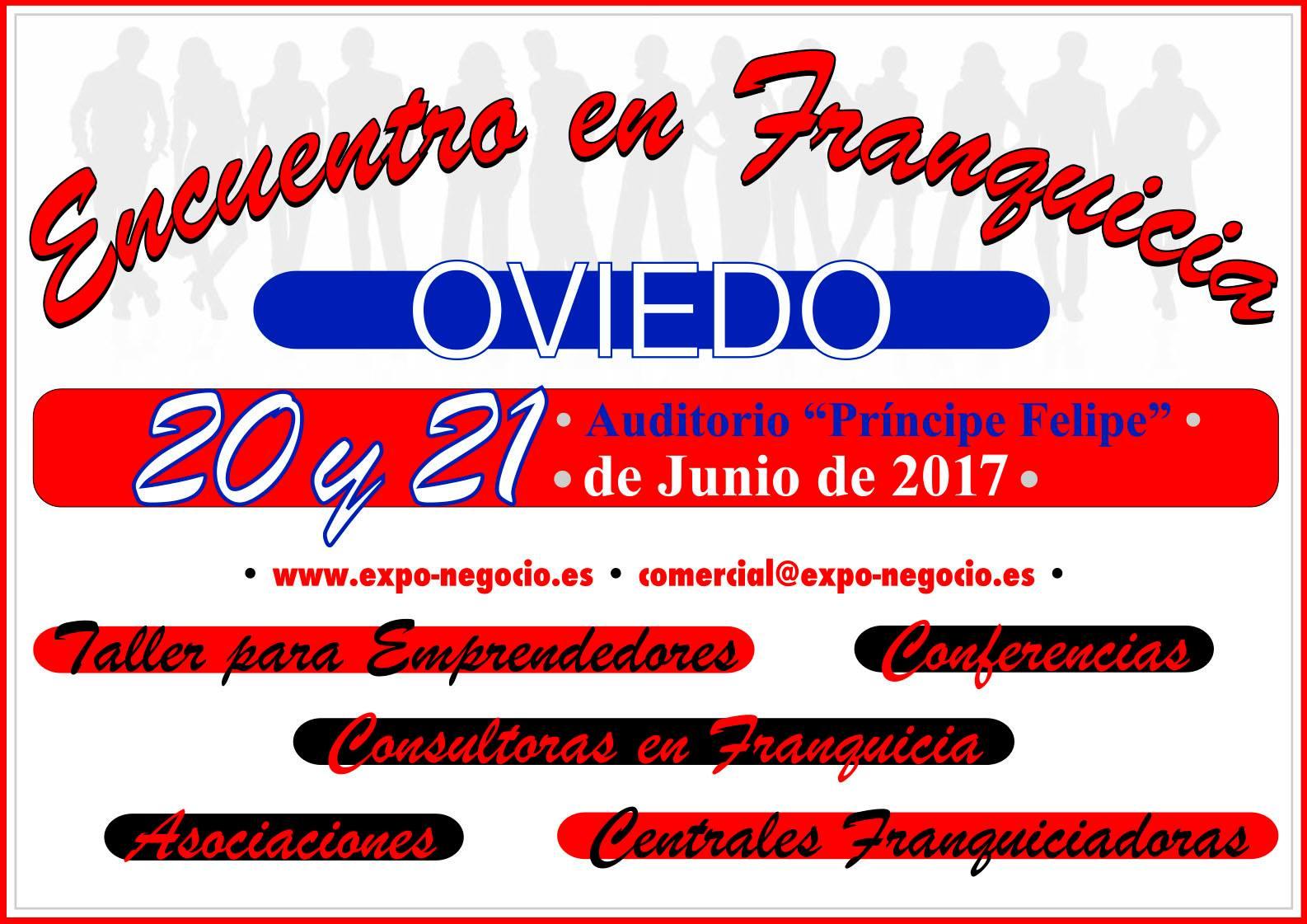 Tierra Animal estará presente en el V Encuentro en Franquicias de Oviedo